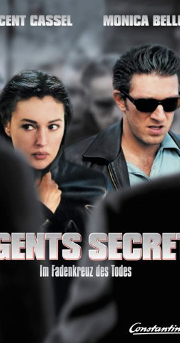 Slaptieji agentai / Secret Agents (2004) online
