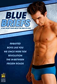 Blue Briefs Poster