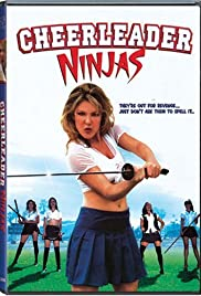 Cheerleader Ninjas Poster