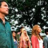 Toni Collette, John Corbett, Brie Larson, Keir Gilchrist, and Rosemarie DeWitt in United States of Tara (2009)