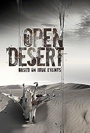 Open Desert Poster