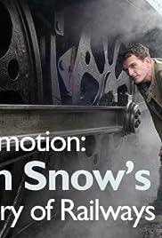 Locomotion: Dan Snow's History of Railways Poster