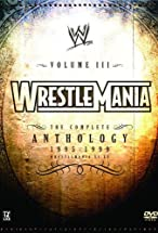 Primary image for WWE WrestleMania: The Complete Anthology, Vol. 3