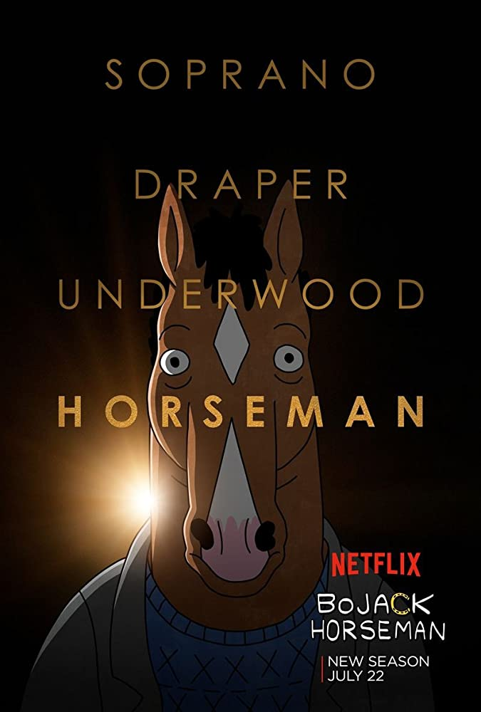Box art for BoJack Horseman