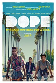 Dope (2015) Poster - Movie Forum, Cast, Reviews