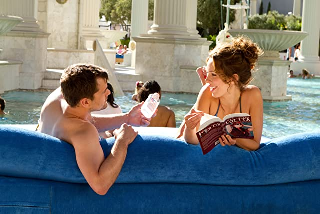 Joshua Jackson and Rebecca Hall in Lay the Favorite (2012)