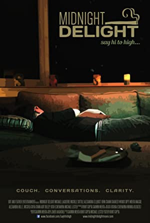 Midnight Delight Poster