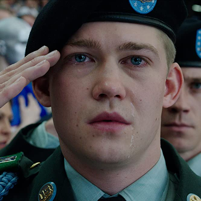 Joe Alwyn in Billy Lynn's Long Halftime Walk (2016)