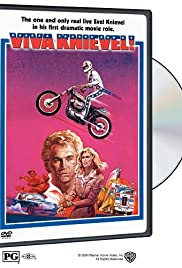Viva Knievel! (1977) Poster - Movie Forum, Cast, Reviews