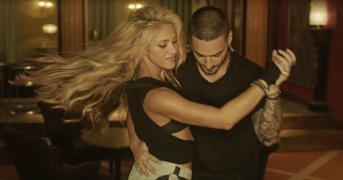 Shakira Feat Maluma Chantaje 2016