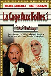 La Cage aux Folles 3: The Wedding Poster