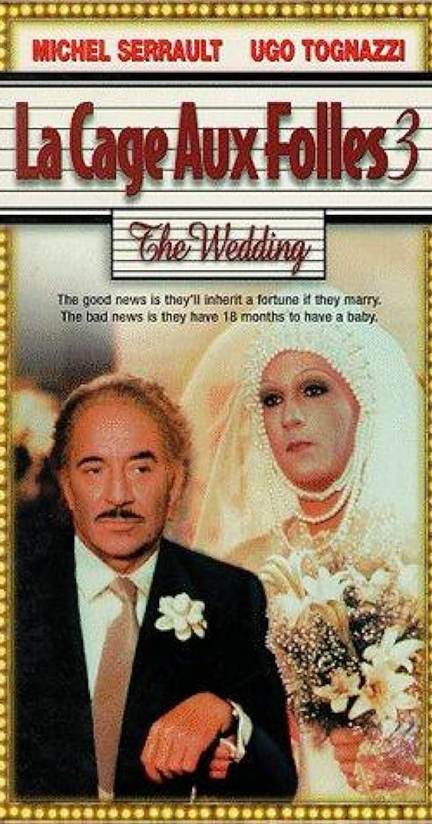 A Gaiola Das Loucas 3 Elas se Casam