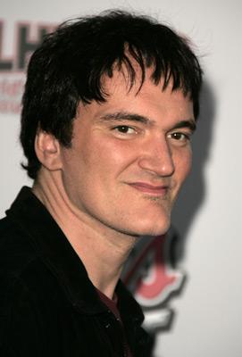 Quentin Tarantino at Hero (2002)