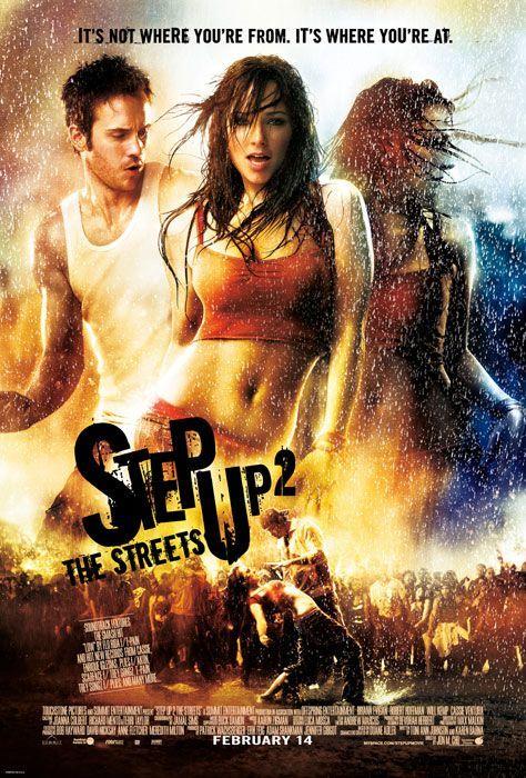 Risultati immagini per STEP UP 2 - THE STREETS ( 2008 ) GIF POSTER