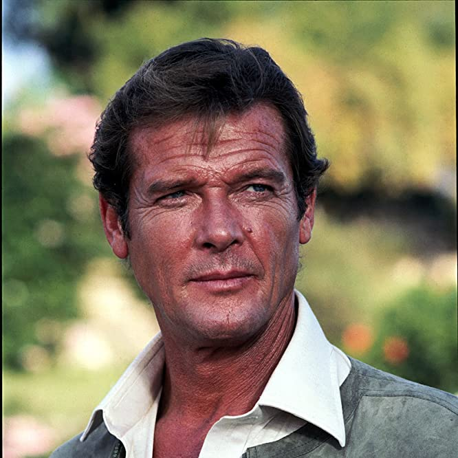 Roger Moore in For Your Eyes Only (1981)
