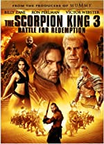 The Scorpion King 3 Battle for Redemption(2012)