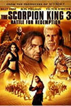 Image of The Scorpion King 3: Battle for Redemption