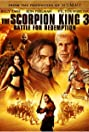 The Scorpion King 3: Battle for Redemption (2012) Poster