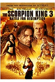 Watch Movie The Scorpion King 3: Battle for Redemption (2012)