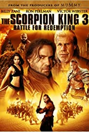 The Scorpion King 3: Battle for Redemption (English)