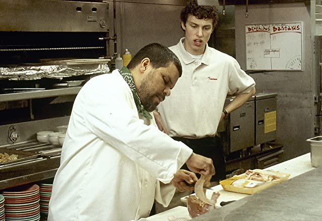 John Francis Daley and Luis Guzmán in Waiting... (2005)