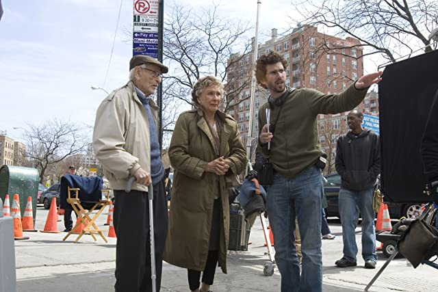 Cloris Leachman, Joshua Marston, and Eli Wallach in New York, I Love You (2008)
