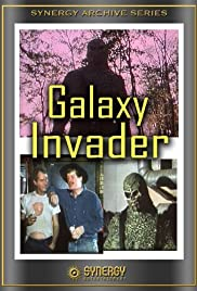 The Galaxy Invader Poster