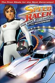 Speed Racer: The Next Generation - Comet Run poster