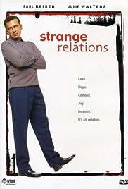 Strange Relations Poster