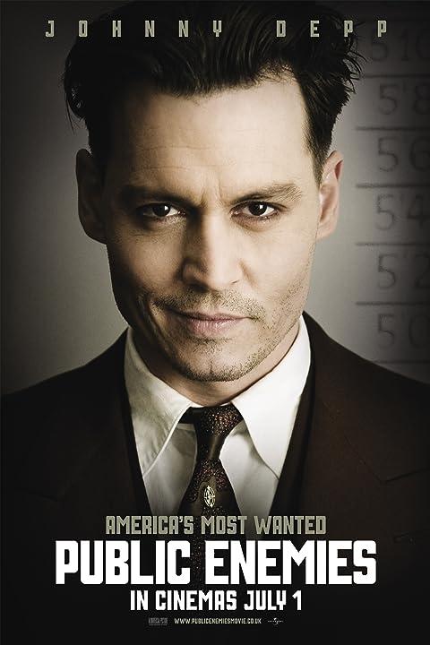 Johnny Depp in Public Enemies (2009)