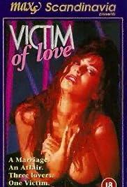 Victim of Love Poster