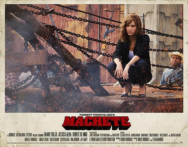 Jessica Alba in Machete (2010)