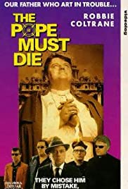 The Pope Must Diet (1991) Poster - Movie Forum, Cast, Reviews