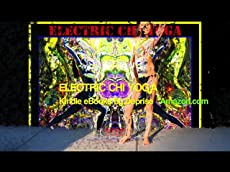 Electric Chi Yoga Art Commercial