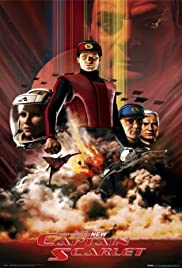 Captain Scarlet Poster - TV Show Forum, Cast, Reviews
