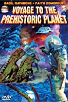 Image of Voyage to the Prehistoric Planet