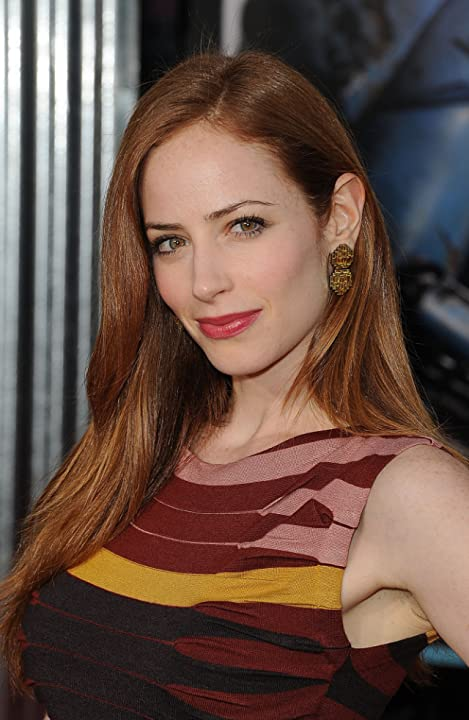 Jaime Ray Newman at Real Steel (2011)