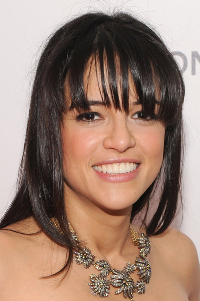 Michelle Rodriguez at event of The 82nd Annual Academy Awards