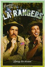 L.A. Rangers Poster