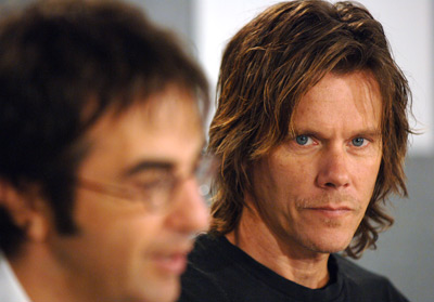 Kevin Bacon and Atom Egoyan at Where the Truth Lies (2005)
