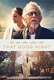 That Good Night(2017) Poster - Movie Forum, Cast, Reviews