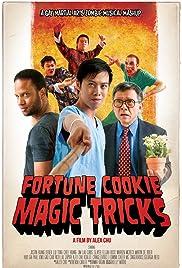 Fortune Cookie Magic Tricks Poster