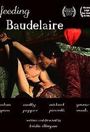 Feeding Baudelaire Poster