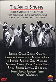 The Art of Singing: Golden Voices of the Century Poster