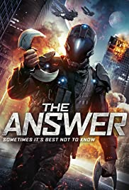 The Answer (2015) Poster - Movie Forum, Cast, Reviews