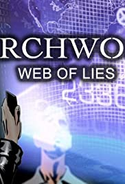 Torchwood: Web of Lies Poster