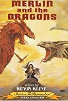 Image of Merlin and the Dragons