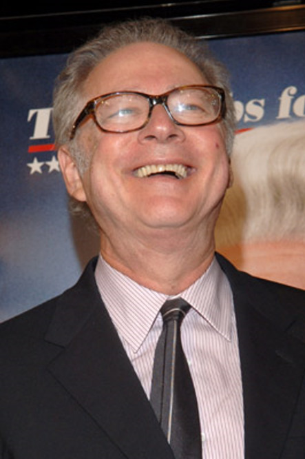 Barry Levinson at Man of the Year (2006)
