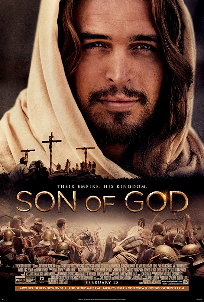 Son of God (2014) Tagalog Dubbed