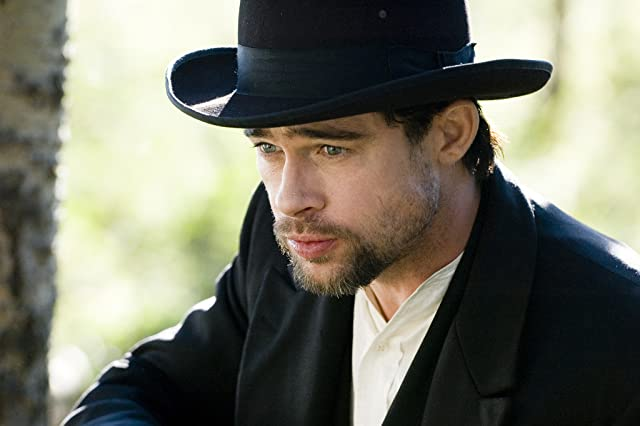 Brad Pitt in The Assassination of Jesse James by the Coward Robert Ford (2007)